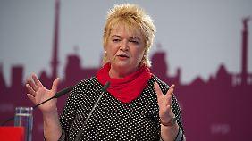Mechthild Rawert sitzt seit 2005 für die SPD im Bundestag.