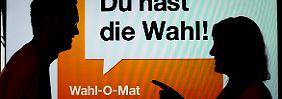 Das Konzept für den Wahl-O-Mat stammt aus den Niederlanden.