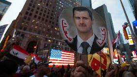 Pulverfass Syrien: Wer sind die Unterstützer und Gegner des Assad-Regimes?