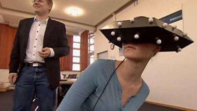 n-tv Ratgeber: Videobrillen - Kino für Zuhause?