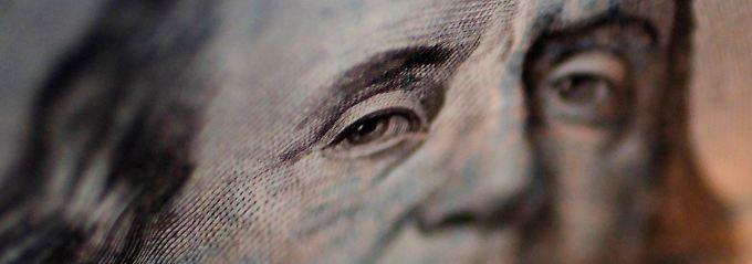 Franklin-Porträt auf der 100-Dollar-Note: Die Krisenpolitik der Fed wirkt bei weitem nicht nur auf den Dollar-Raum.