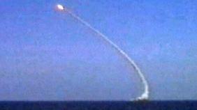 Irritation im Syrien-Konflikt: Israel testet Raketen über dem Mittelmeer