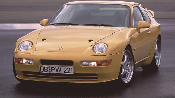 Der Porsche 968 Turbo, war der letzte Vierzylinder aus Zuffenhausen.