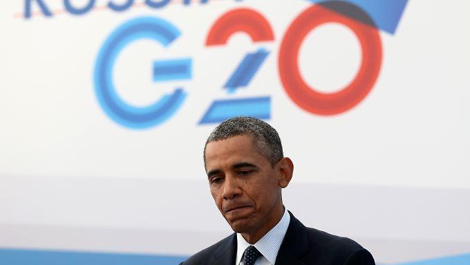 Verhärtete Fronten beim G20-Gipfel: Ringen um gemeinsames Vorgehen im Syrien-Konflikt scheitert