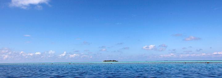 Urlaubsparadies mit Touristenghettos: Traumziel Malediven