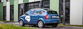 Die Berliner Firma Ubricity will mit ihrer Technik die Elektromobilität revolutionieren.