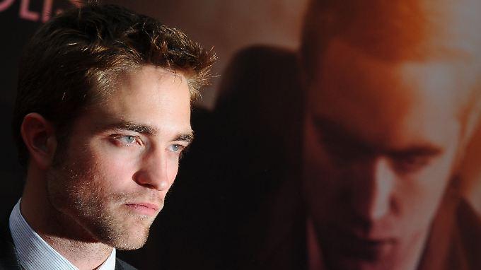 Nun ist Pattinson selbst der Schwarm vieler Teenies,