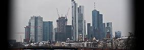 Sorge um die Stellung der europäischen Banken.