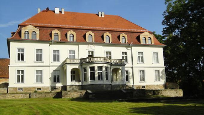 Schloss Drehsa in Weißenberg.