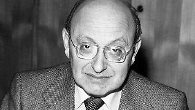 Unerschrockener Literaturkritiker: Marcel Reich-Ranicki ist tot