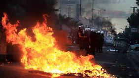 Linker Aktivist ermordet: Griechenland wird zum Pulverfass