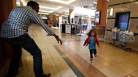 Der Einkaufszentrum gilt als Treffpunkt der Wohlhabenden.