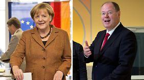 FDP muss zittern: Sitzt die SPD bald an der Seite der Kanzlerin?