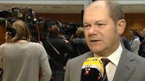 """Scholz setzt weiter auf das Wir: """"Es gibt keine Personaldebatte in der SPD"""""""