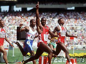 Ben Johnson ist der prominenteste Doper der olympischen Geschichte, aber gleichzeitig Sündenbock für die Fehlleistungen des Systems Sports.