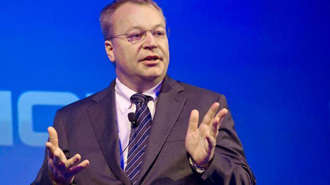 Gutes Geschäft für Stephen Elop: Goldener Handschlag von Nokia, neuer Job bei Microsoft.