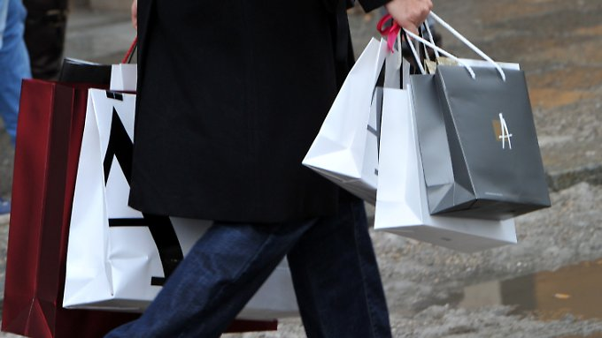 Wie lange noch?: Kauflaune der Deutschen so gut wie seit 2007 nicht mehr