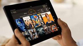 Angriff auf Google und Co.: Amazon zeigt Kindle Fire HDX mit spezieller Notruf-Funktion
