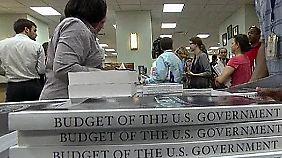 Drohende Zahlungsunfähigkeit: Haushaltsstreit in den USA macht die Märkte nervös