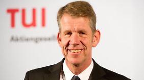 TUI-Vorstandsvorsitzende Friedrich Joussen.