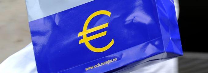 In der Eurozone geht es aufwärts.