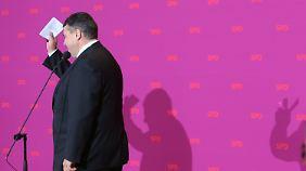 SPD will sondieren: Parteibasis hat letztes Wort