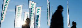 Von peinlichen Pannen und Resterampen: Siemens und sein Super-Sparprogramm