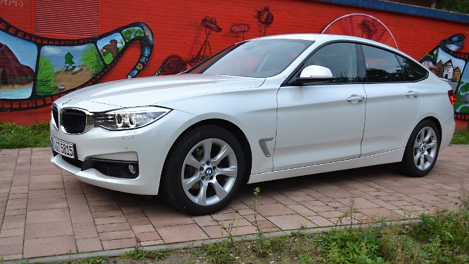 test bmw 318d gran tourismo die krone der dreierreihe n. Black Bedroom Furniture Sets. Home Design Ideas