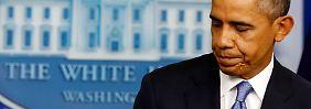 Zwangsurlaub für Staatsbedienstete: Republikaner blockieren US-Haushalt