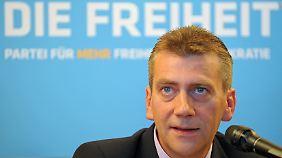 Mit seiner Partei Die Freiheit schaffte René Stadtkewitz nie den Durchbruch.
