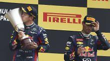 Ein Auto nur für Vettel?: Webber jammert über Red Bull