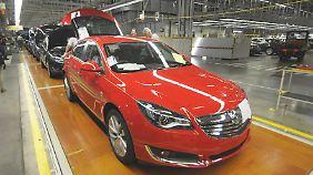 Ausnahme Opel: Deutscher Pkw-Markt schwächelt weiter