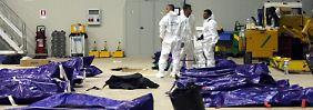 """""""Tag der Tränen"""" nach Katastrophe vor Lampedusa: Papst prangert Gleichgültigkeit an"""