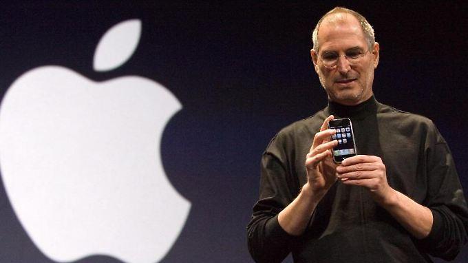 Immer eine Überraschung in der Hosentasche: So bleibt Steve Jobs in Erinnerung.