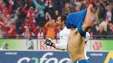 """""""Ich wäre vor Freude am liebsten aus dem Stadion gerannt"""", sagte Müller nach dem Spiel."""