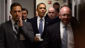 Obama appelliert an Kongress: US-Gläubiger werden nervös