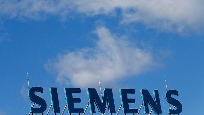 Der Himmel lockert sich für Siemens etwas auf - aus Riad kommt eine Milliardenauftrag.