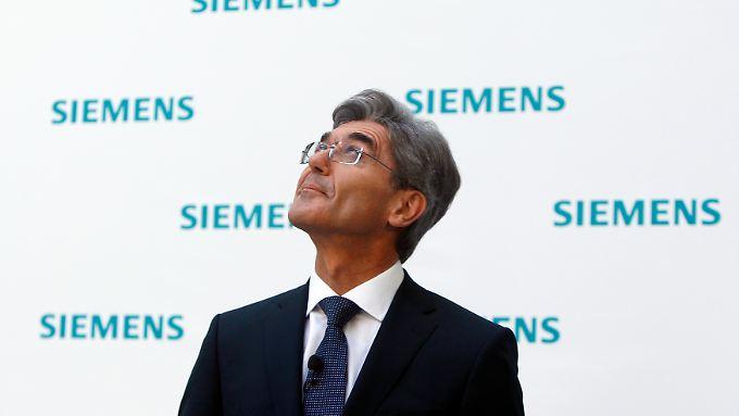 Nicht allein die großen, auch die kleinen Aufträge will Siemens unter Chef Joe Kaeser künftig in den Blick nehmen.