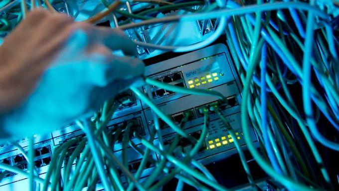 Gegen Hacker und Spione: Deutsche Telekom will nationales E-Mail-Netz