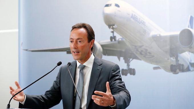 Die Indienststellung des A350 soll nach dem Willen von Bregier glatter ablaufen als die des Dreamliners.