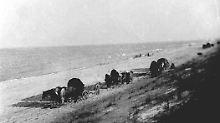 Vor den herannahenden Truppen der Roten Armee waren im Winter 1944/45 große Teile der ostpreußischen Bevölkerung geflohen.