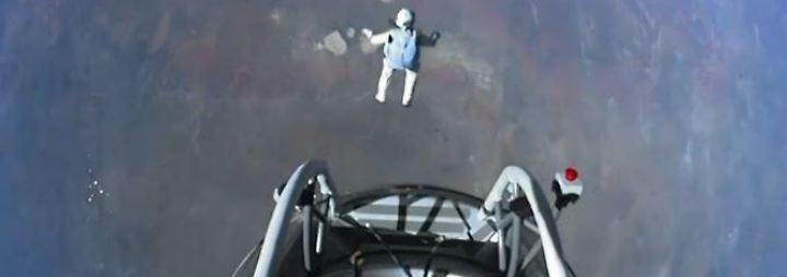 Ein Jahr nach Stratosphären-Sprung: Baumgartners Abenteuerlust noch immer ungebremst