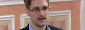 Beobachtungsvorgang kein Ermittlungsverfahren: Snowden wird zunächst nicht vernommen