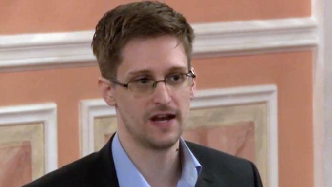 Snowden hält sich derzeit in Russland auf.