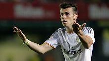 """""""Nur"""" zweitteuerster Fußballer aller Zeiten: Reals Bale war doch ein Schnäppchen"""