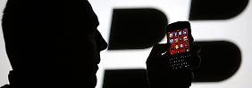 Hoffnungsträger ist Rohrkrepierer: Blackberry-Aktionäre verklagen Management