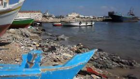 Boot kentert vor ägyptischer Küste: Syrische Kinder ertrinken auf der Flucht