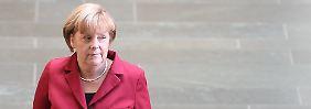 """Gabriel erwartet Gegenwind auf Parteikonvent: Merkel """"fühlt"""" die Große Koalition"""