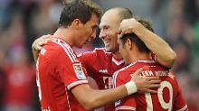 Dortmund ist zurück in der Erfolgsspur: Bayern ist wieder die Nummer eins