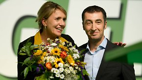 Parteitag in Berlin: Grüne wählen neues Führungsduo